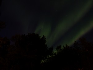 Nordlys over Harstad