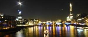 London Themsen