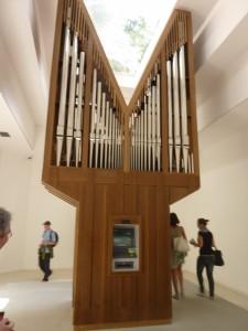 Orgel med ATM