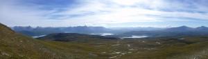 Udsigt over Balsfjord