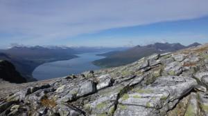 Fugltind 1033 m.o.h